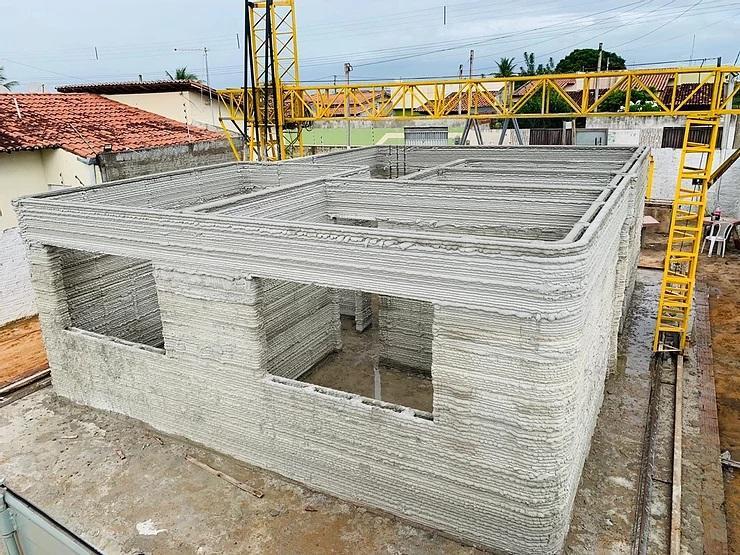 Entrevista: startup pioneira em impressão 3D de casas no Brasil reduz custos de construção em até 50%