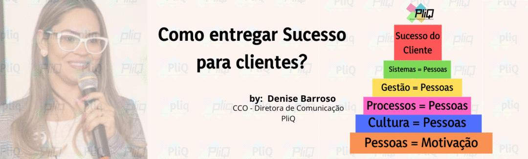 Como entregar Sucesso para Clientes?