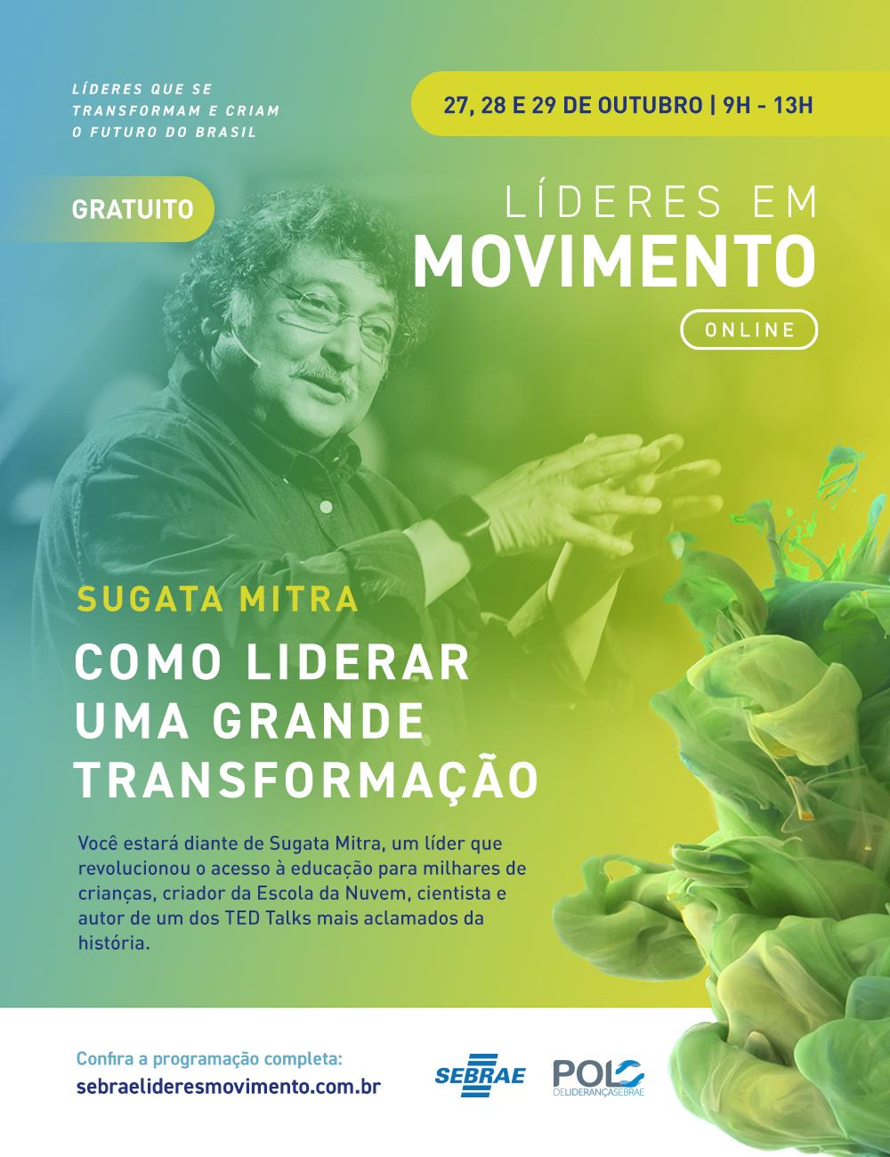 Líderes em Movimento - O maior evento de liderança do Brasil