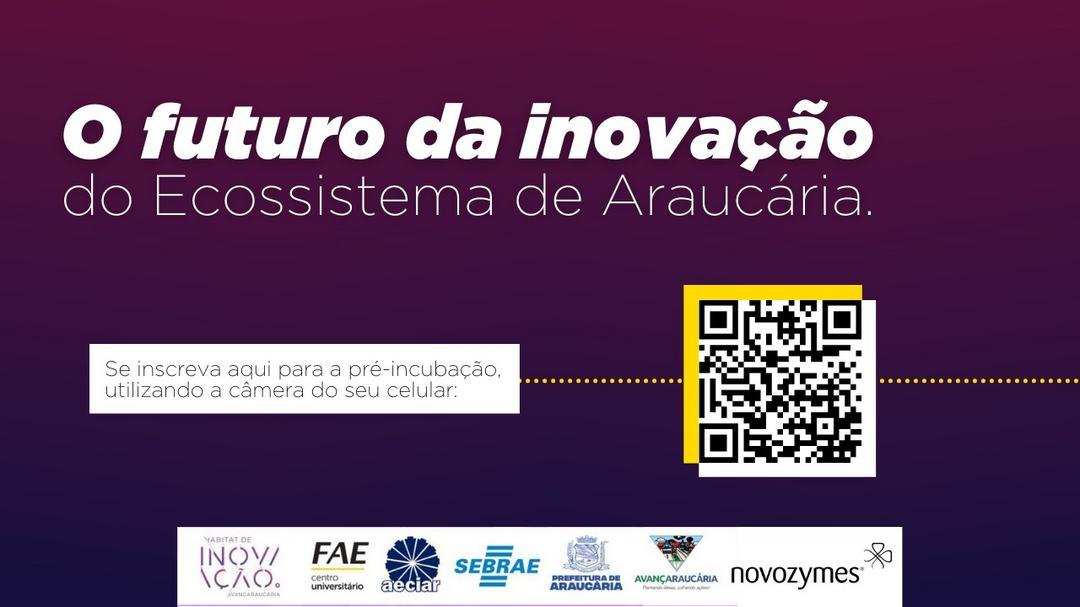 [Live] O futuro da inovação do Ecossistema de Araucária