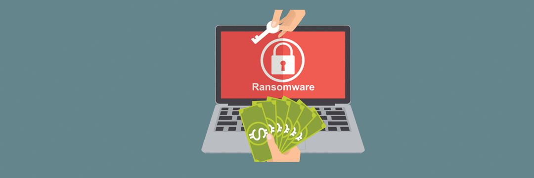 Ransomware mira as pequenas empresas