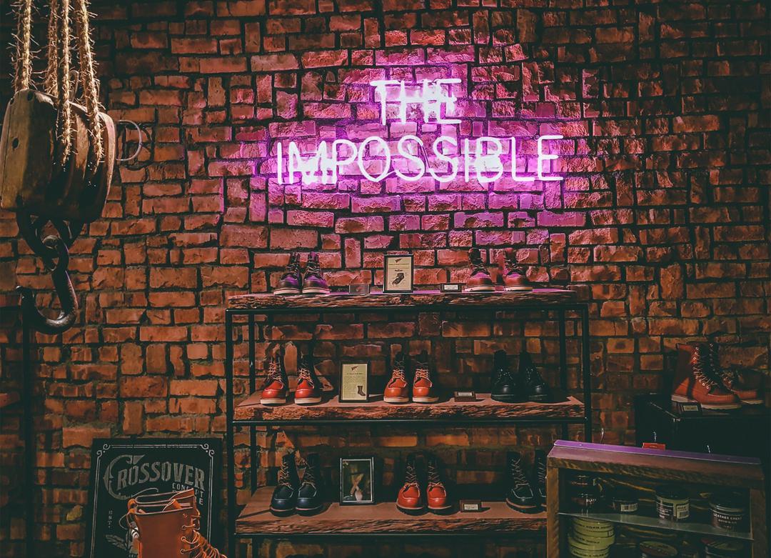 Crie o impossível