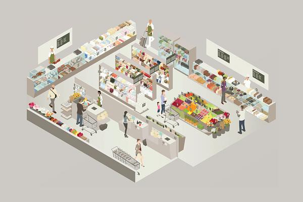 Benefícios do Checkout self-service no varejo