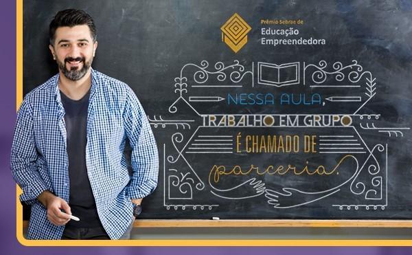 Prêmio Educação Empreendedora SEBRAE