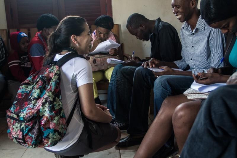 Linyon: conexão entre refugiados e o mercado de trabalho