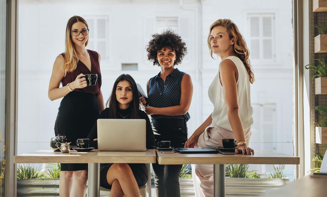 O aumento da presença feminina na liderança das empresas de sucesso