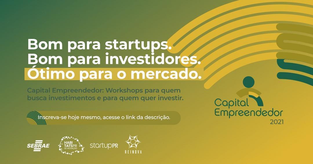 Trilha Capital Empreendedor movimenta investidores, startups e gestores de ambientes de inovação