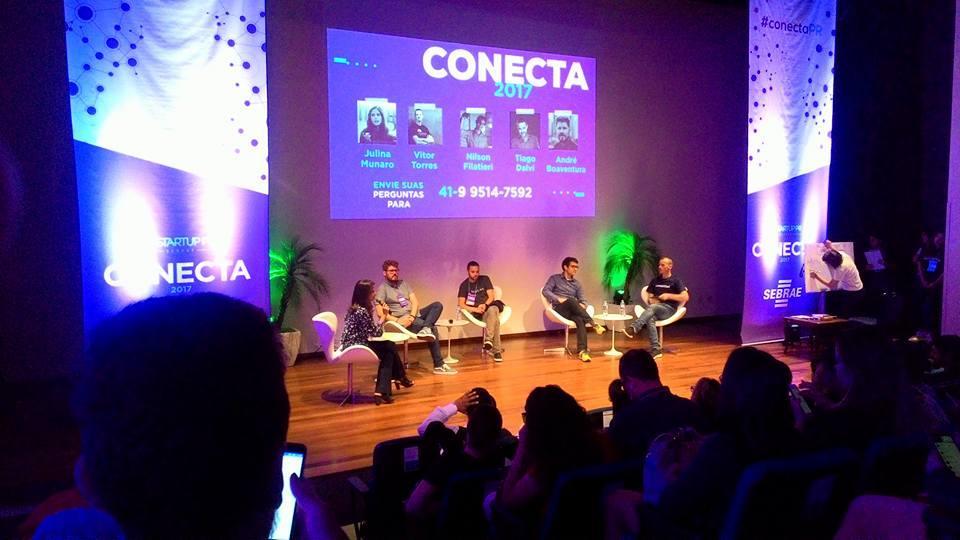 ConectaPR: um tour pelo maior festival de startups do Paraná