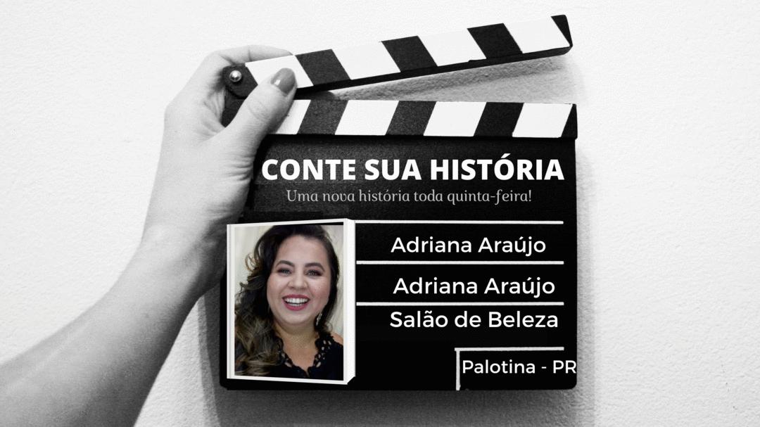 Empresária Adriana Araújo no CONTE SUA HISTÓRIA!