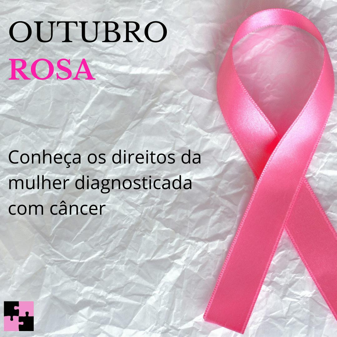 Outubro Rosa - o conhecimento também é uma forma de prevenção