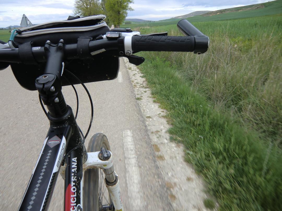 Empreender é igual a andar de bicicleta