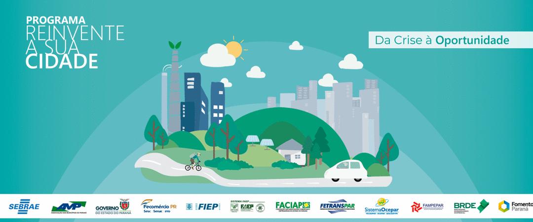 Evento de Lançamento do Projeto Reinvente sua Cidade - Da crise à Oportunidade