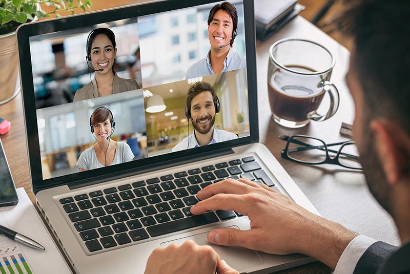 Um guia de boas práticas Home Office, para pequenas e médias empresas, Startup.