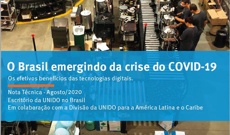 Nota Técnica: O Brasil emergindo da crise do COVID-19