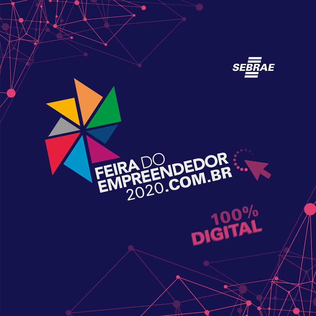 Feira do Empreendedor 2020 - Maior evento de Empreendedorismo da América Latina.