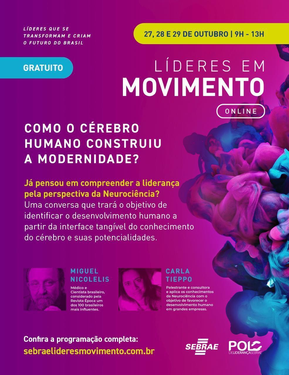 Líderes em Movimento