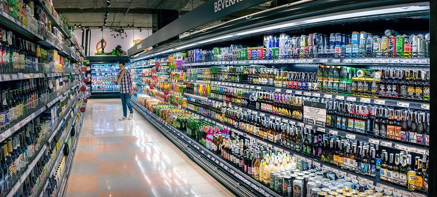Como os consumidores escolhem marcas de bebidas