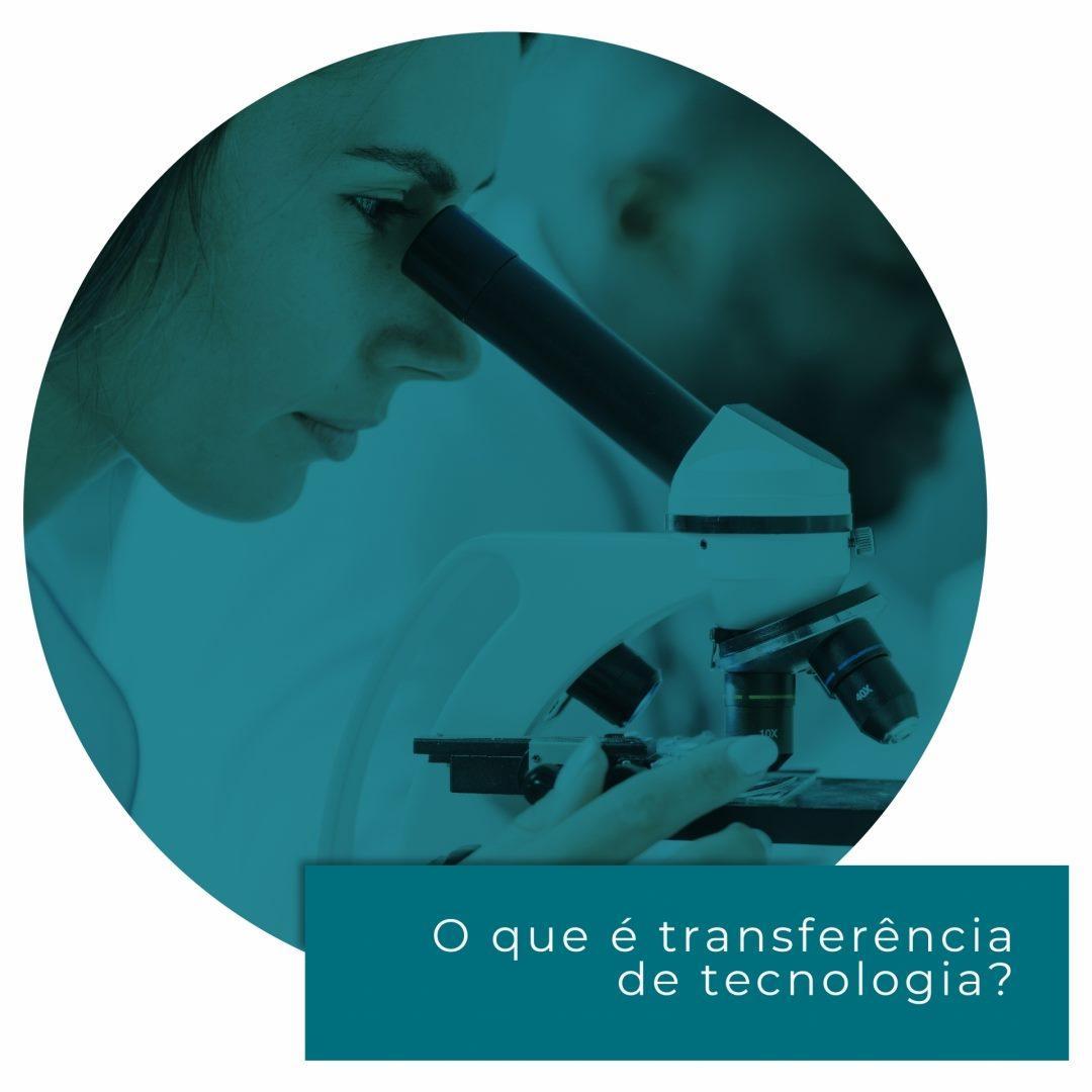 O que é transferência de tecnologia?