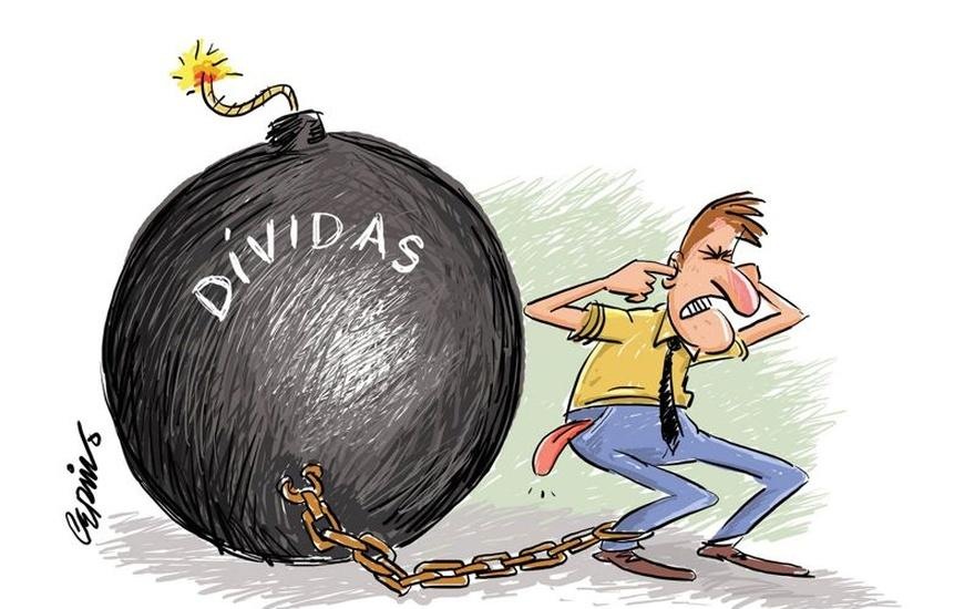 Indicadores de endividamento!