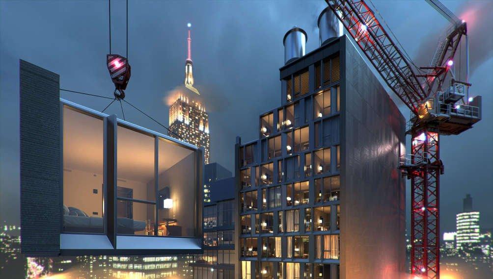 Quem tem medo de investir em startups plenas de construção modular?