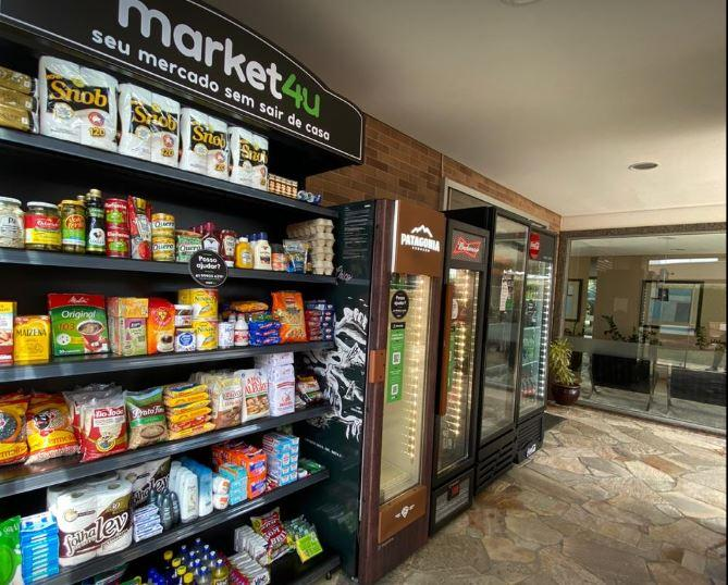 Minimercados à um passo de sua porta