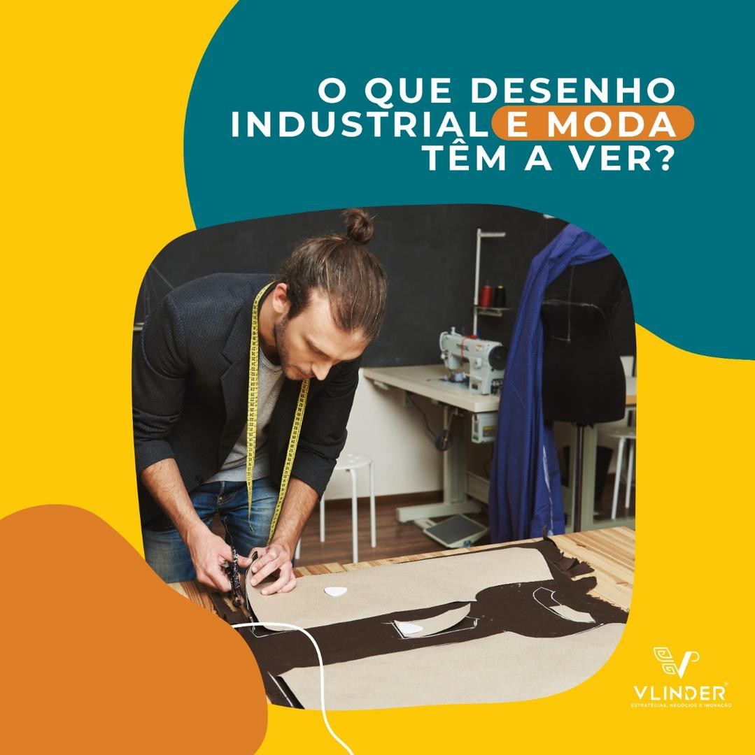 Desenho industrial e moda