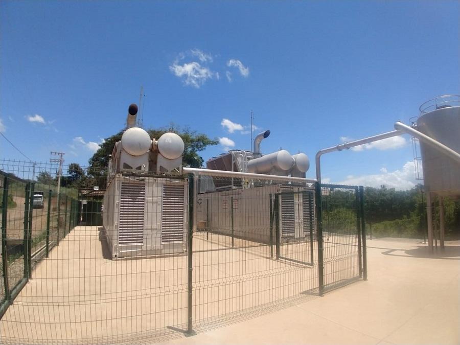 Usina de Biogás em Minas Gerais