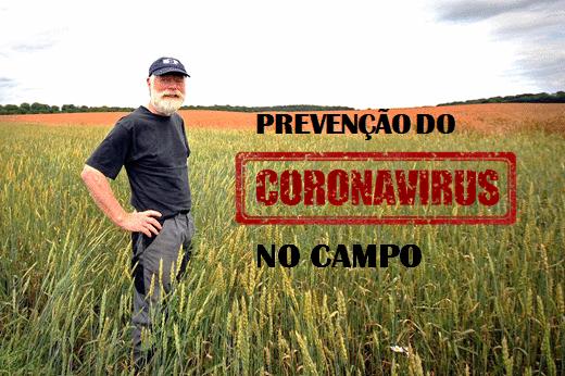 Prevenção do Coronavírus no Campo