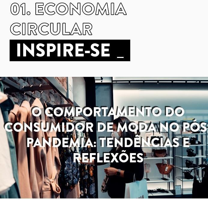 O comportamento do consumidor de moda no pós pandemia: Tendências e Reflexões