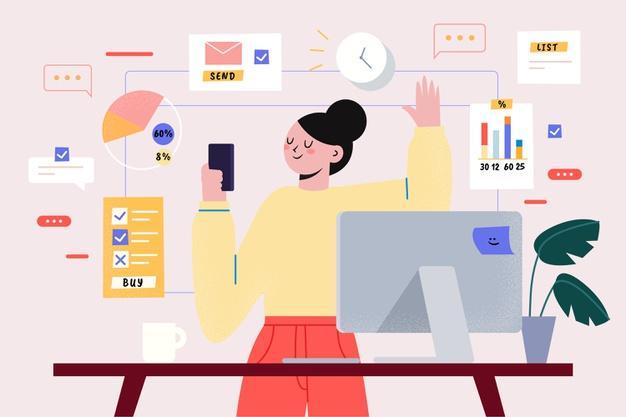 A gestão do tempo e a produtividade