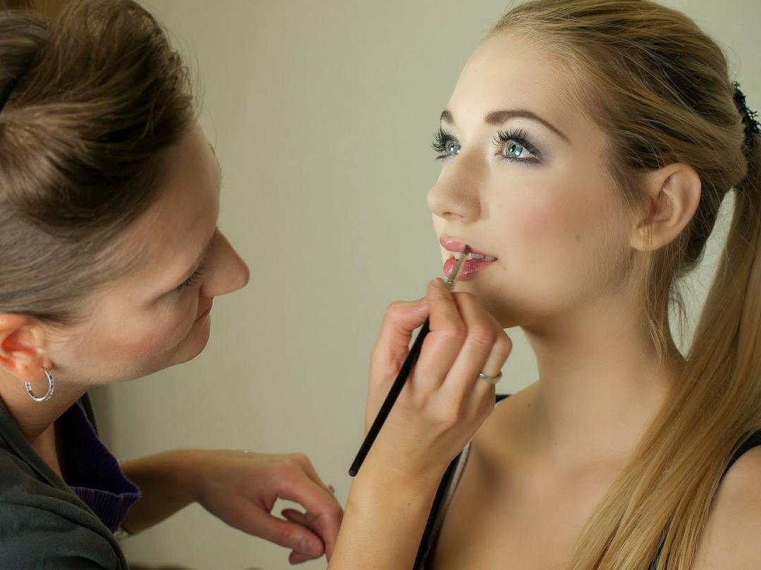 Checklist de uma Maquiadora.