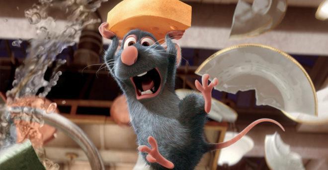 CINE PIPOCA: Lições do filme Ratatouille