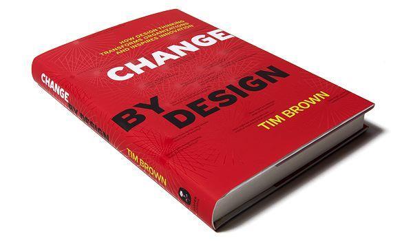 Comentários sobre o livro - Change by Design