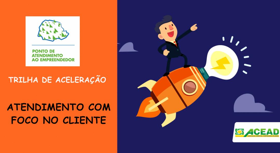 PA de Andirá Lança Trilha de Aceleração.
