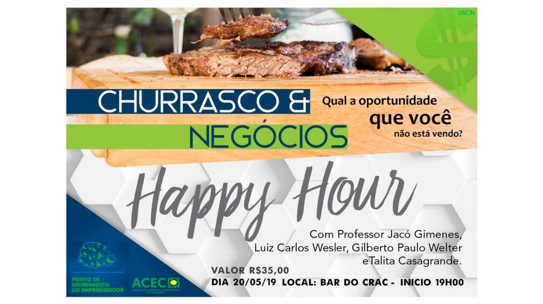 CHURRASCO & NEGÓCIOS