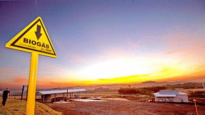 Estimativa de produção de biogás em aterro sanitário no oeste do Paraná