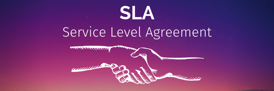SLA: Service Level Agreement ou Acordo de Nível de Serviço