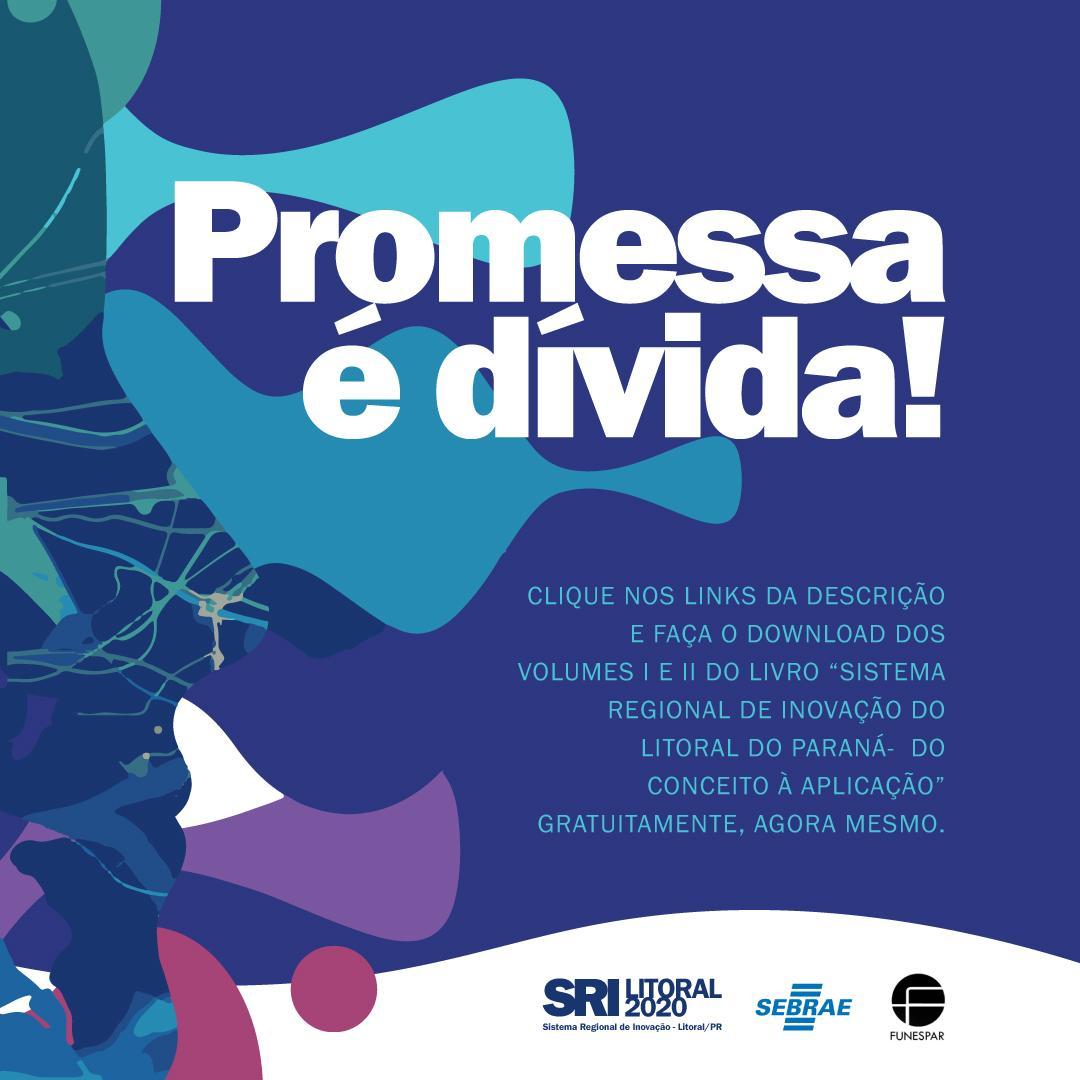 Livro SRI Litoral do Paraná - Do Conceito à aplicação