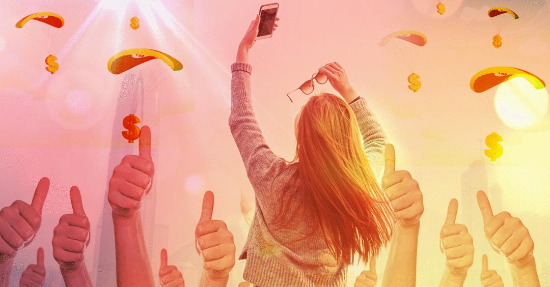 Com 10 mil seguidores, é possível ganhar dinheiro como digital influencer?