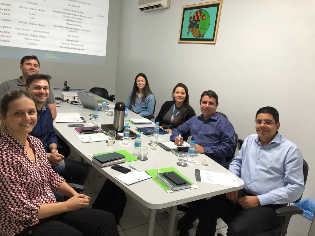 1° Reunião Itinerante - PA Loanda