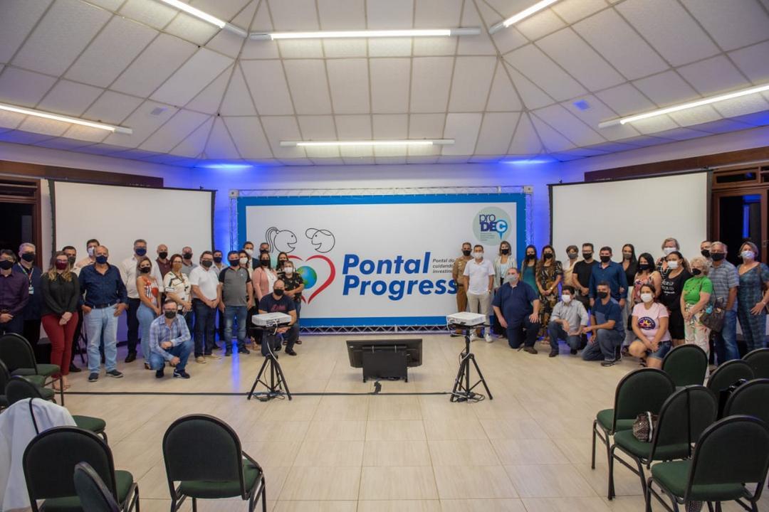 Discutindo e delineando o futuro de Pontal do Paraná