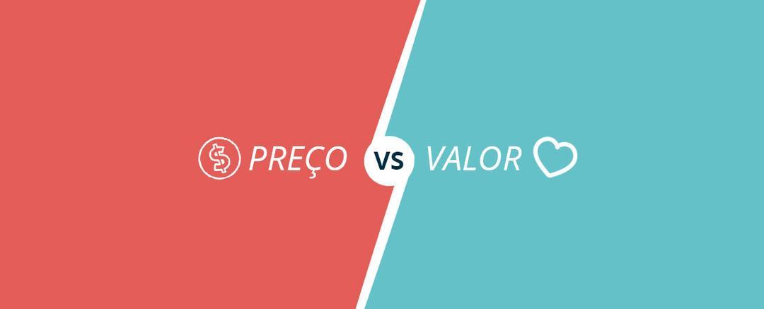 Preço x Valor: Você sabe a diferença?