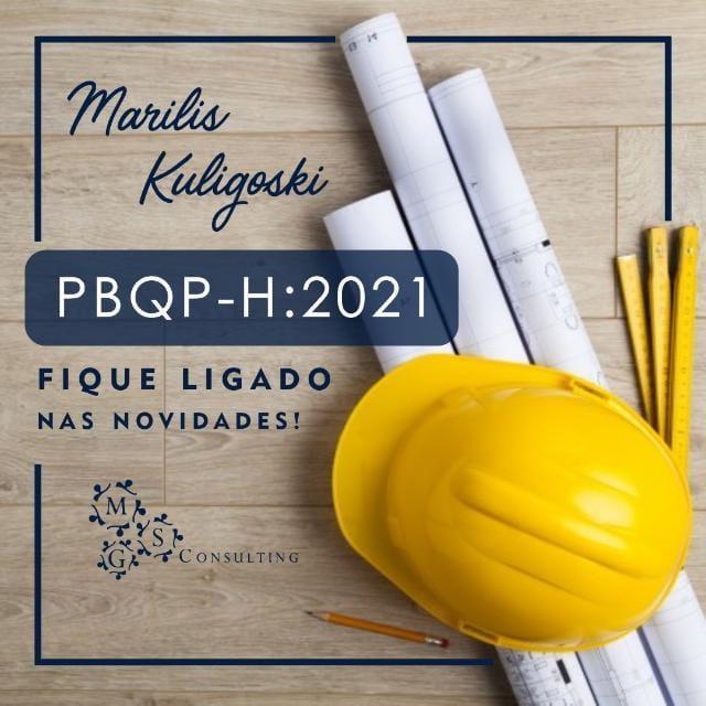 PBQP-H:2021 Quais às novidades?