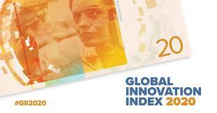 A evolução do Brasil no Índice Global de Inovação 2020