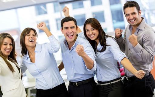 Funcionários Satisfeitos, Empresas Lucrativas