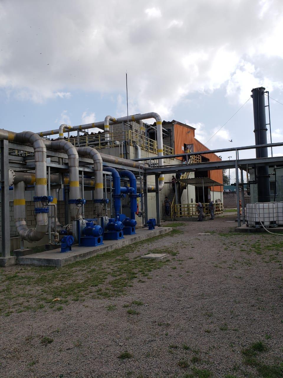 Sistema de metanização TMethar