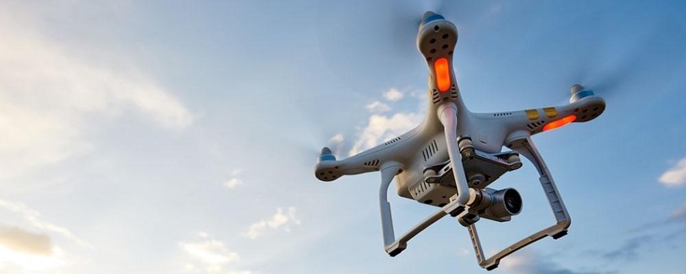 Que tal utilizar o drone para inovar em sua empresa?