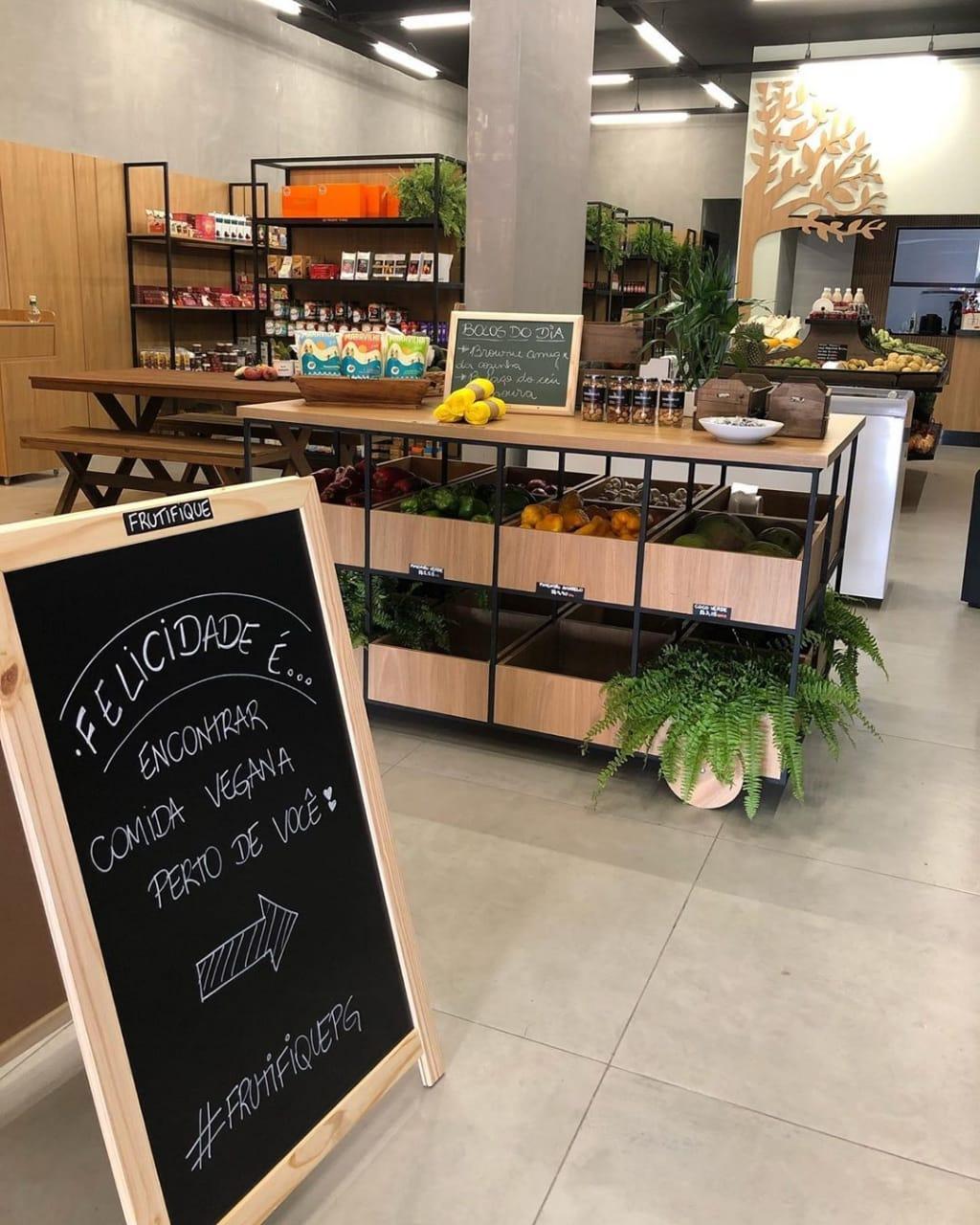 Minimercado pontagrossense se destaca no segmento de alimentação saudável