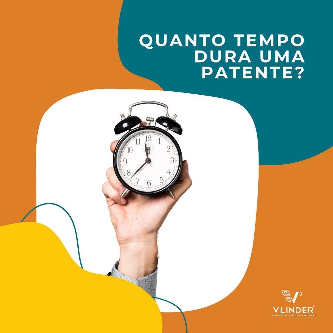 Quanto tempo dura uma patente?