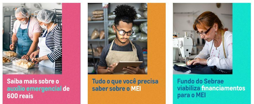 Sebrae lança campanha para ajudar  o MEI a superar a crise